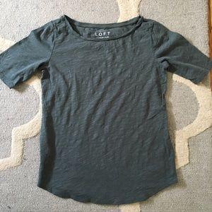 Never worn Vintage Soft XS Petite Loft T-shirt